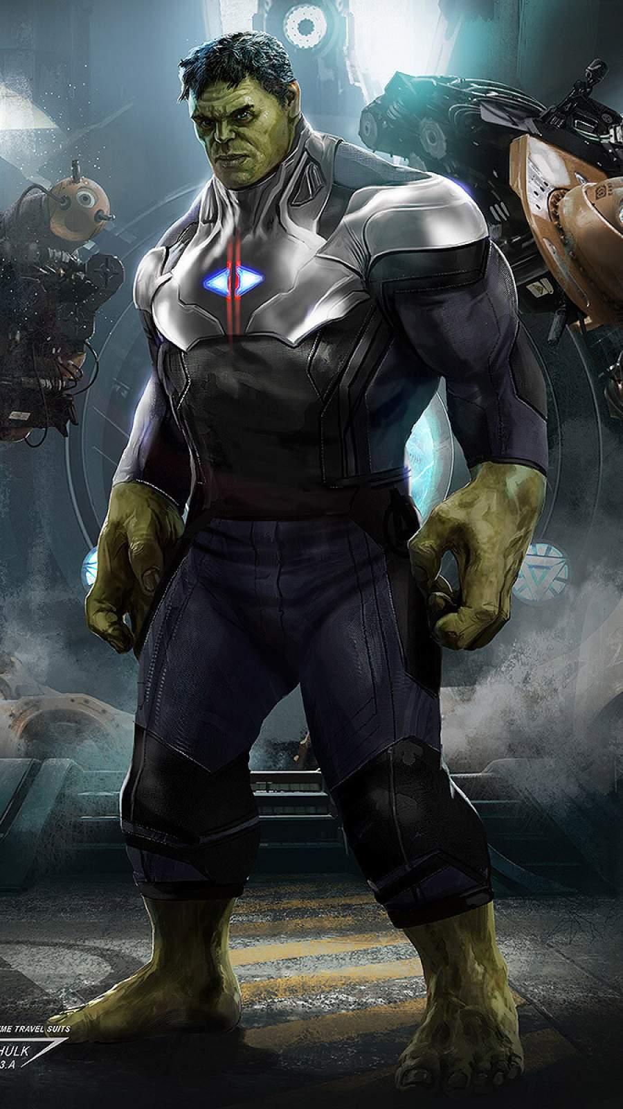 Professor Hulk iPhone Wallpaper