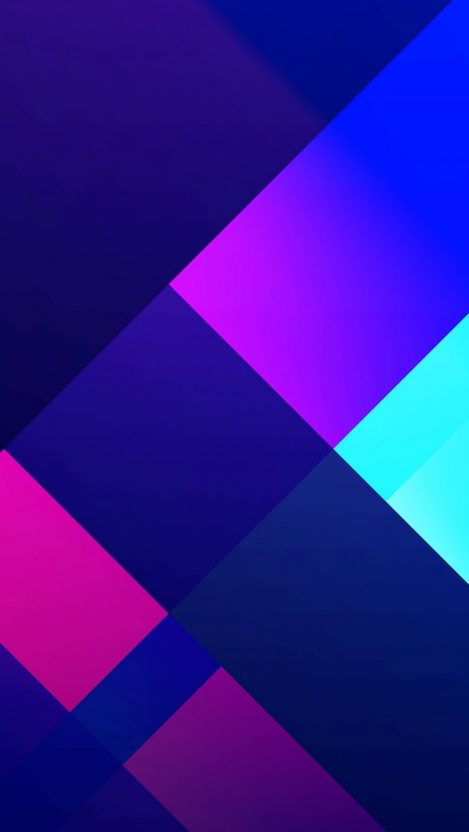 Square Colors iPhone Wallpaper