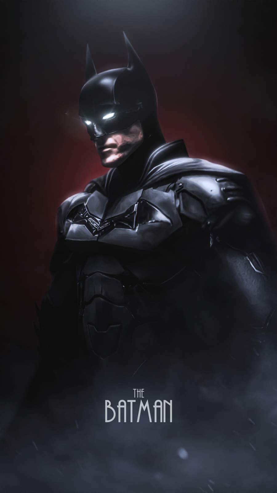 The Batman Robert Pattison iPhone Wallpaper