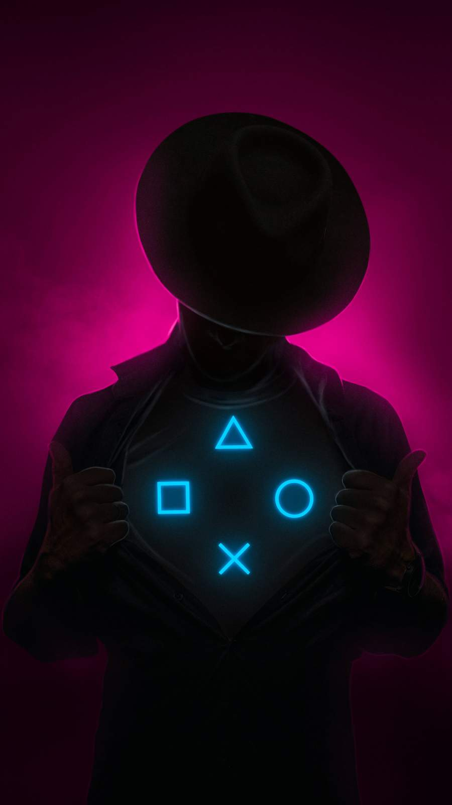 The Gamer iPhone Wallpaper
