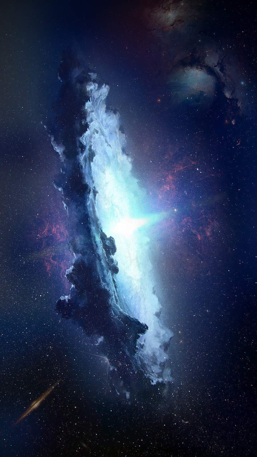 Universe iPhone Wallpaper
