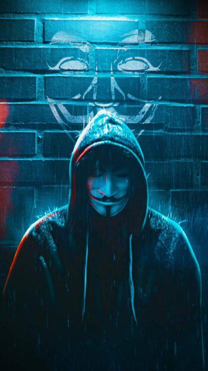 Anonymus Identity