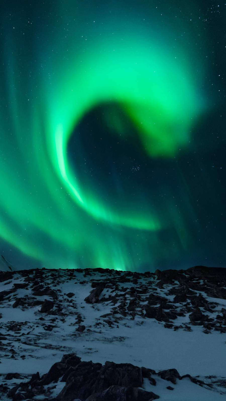 Aurora Northern Light