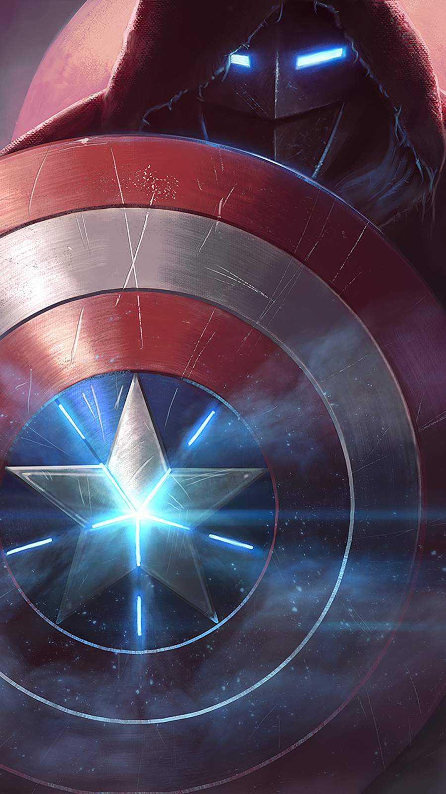 Captain America New Shield