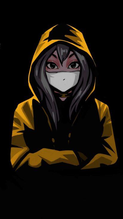 Dark Anime Girl