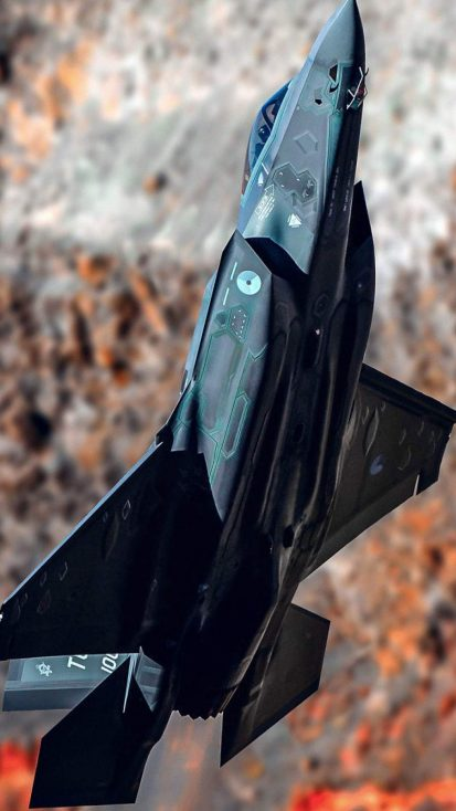 Fighter Jet Move
