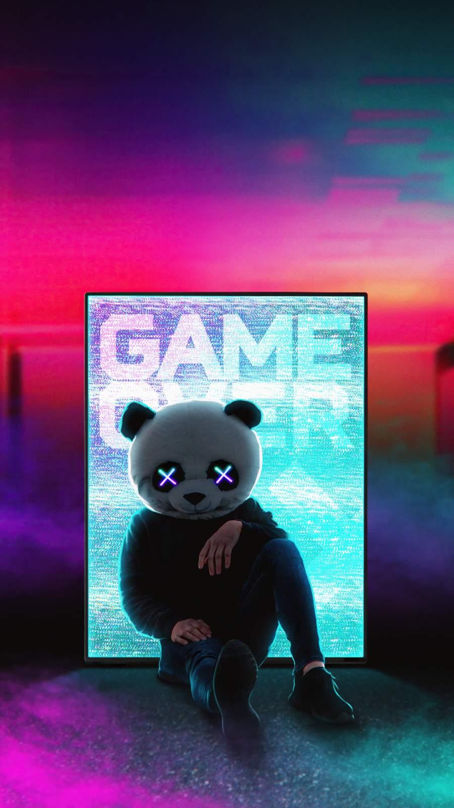 Game Over Panda