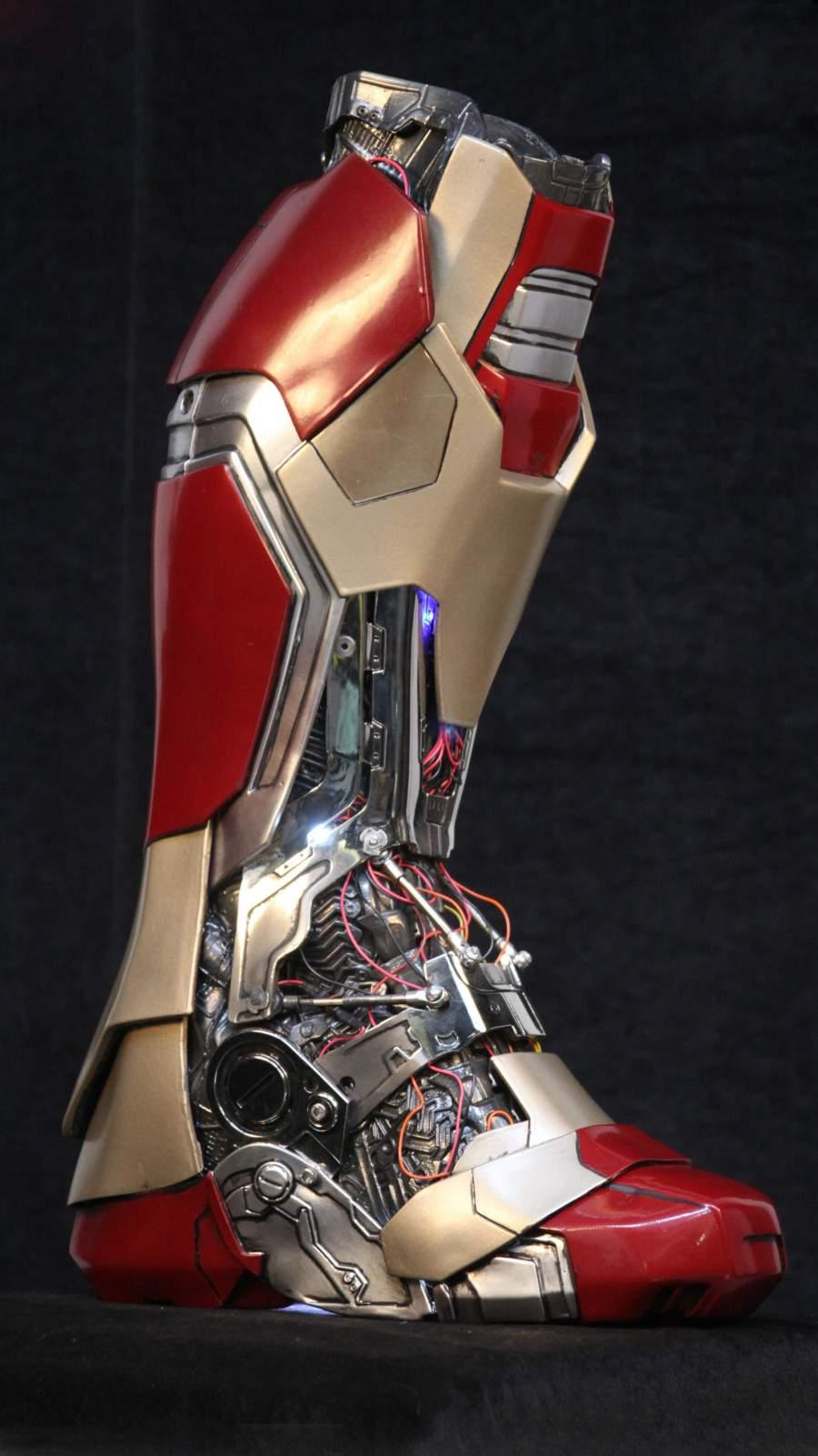 Iron Man Engineering