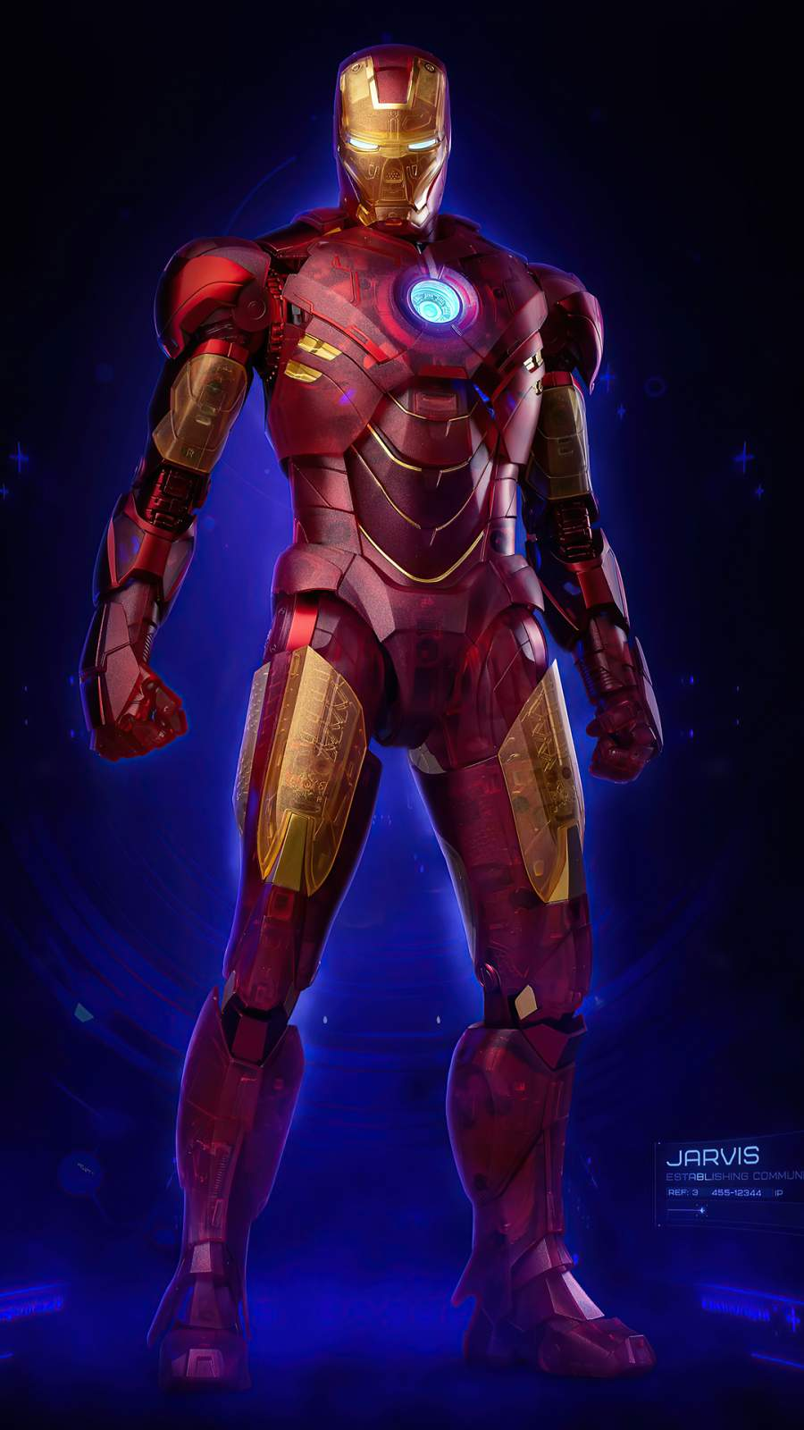Iron Man New Suit