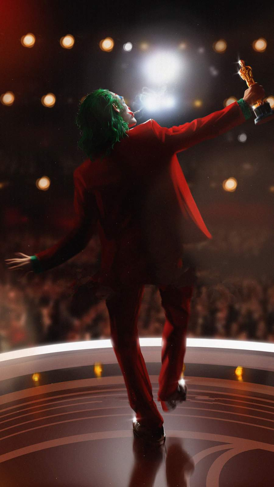 Joker Oscar Winning Dance