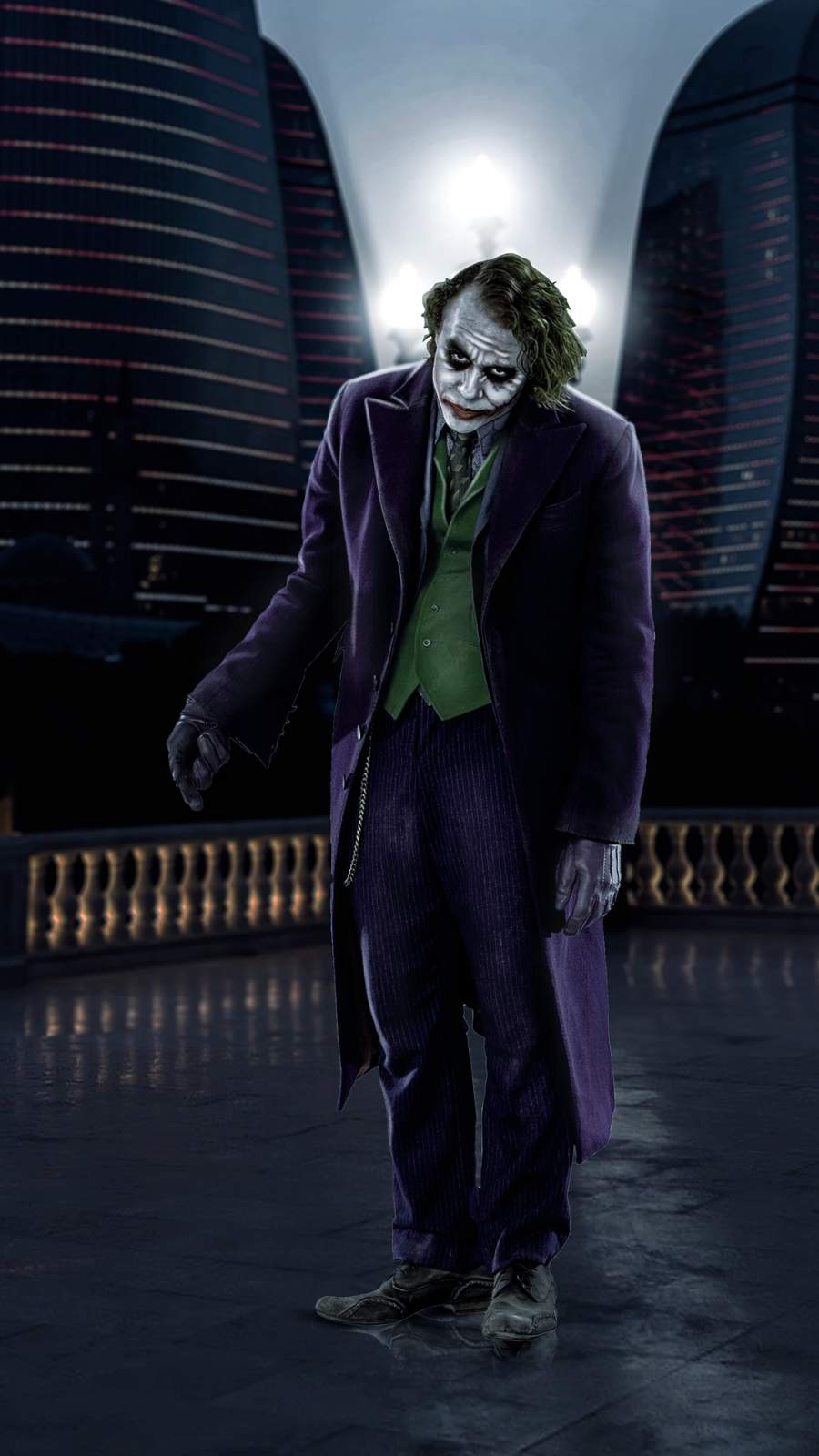 Joker Out 4k
