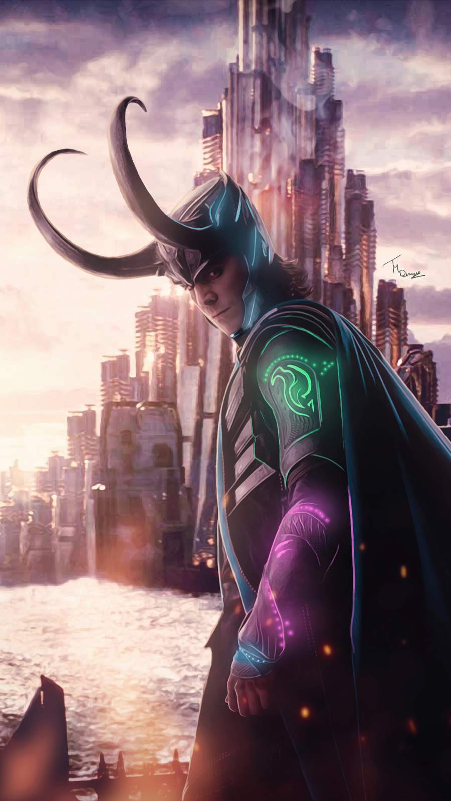 Loki Supervillain