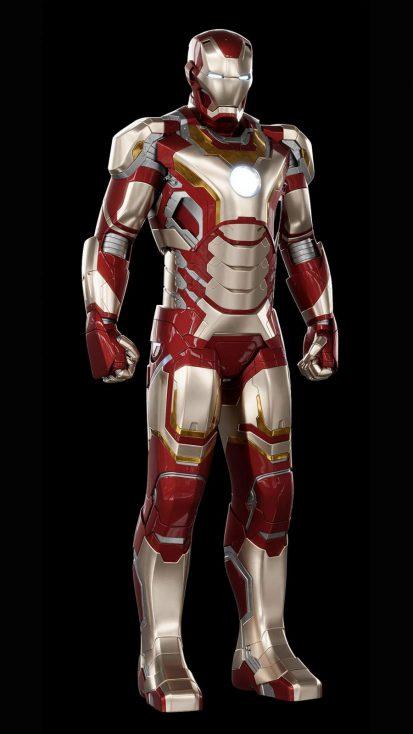 Mark 42 Iron Man