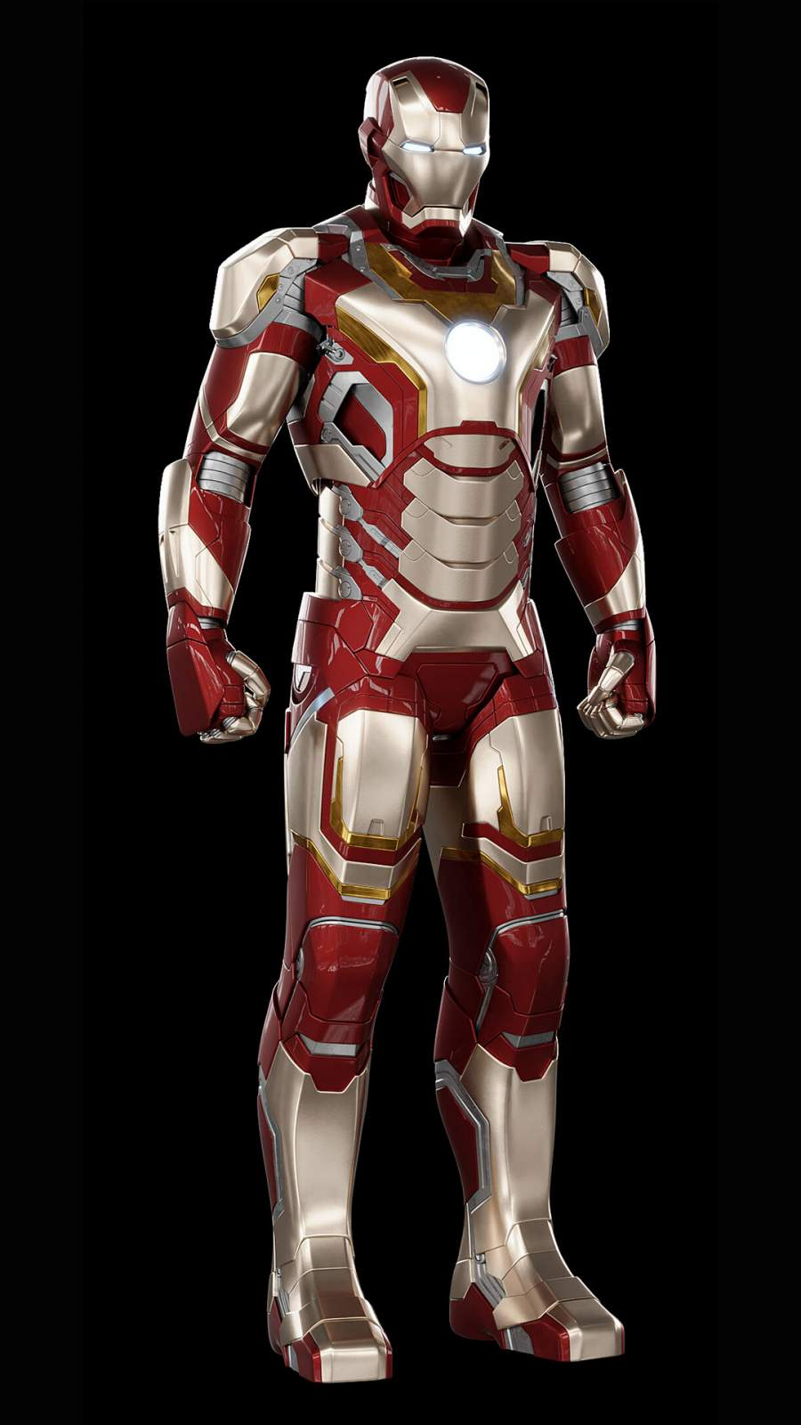 Mark 42 Iron Man