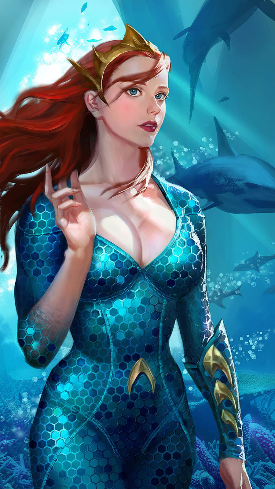 Mera Artwork