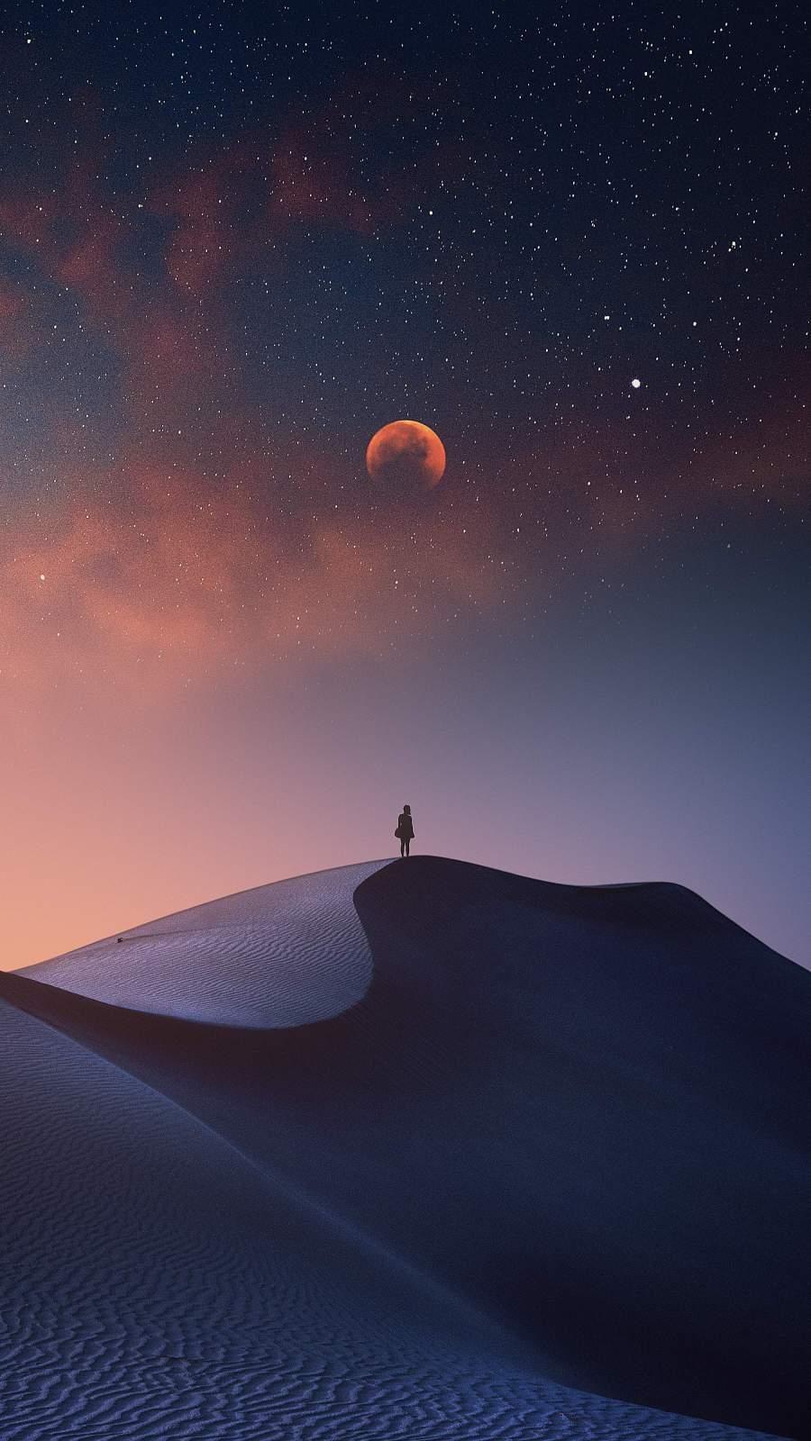 Minimalism Desert
