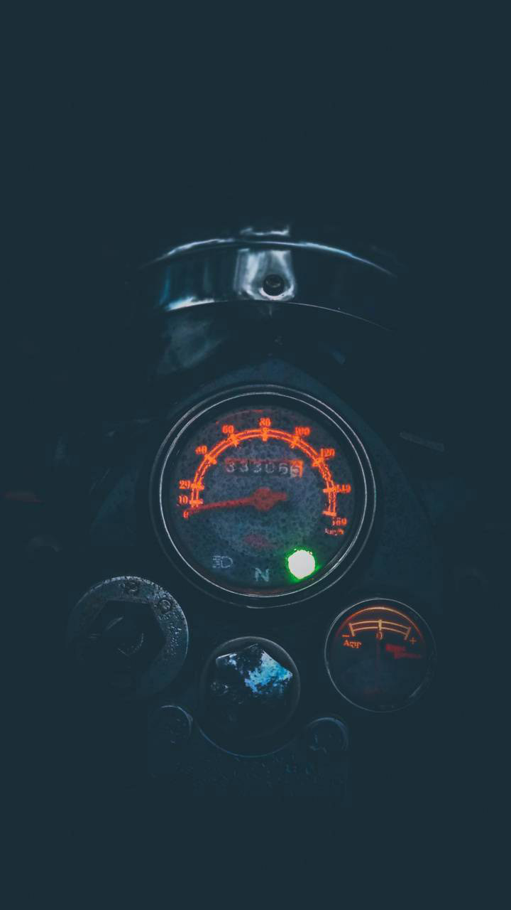 Royal Enfield Meter