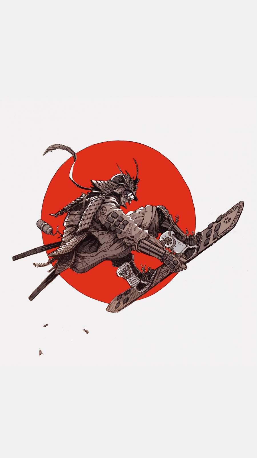 Snow Serfer Ninja