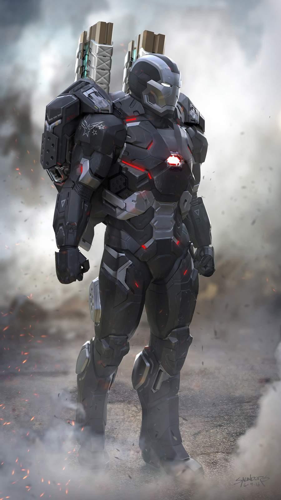 War Machine Mark 5