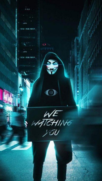 We Watching You