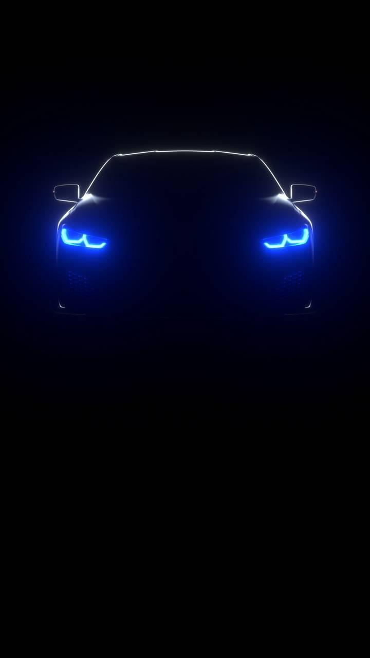 BMW Lights Glow
