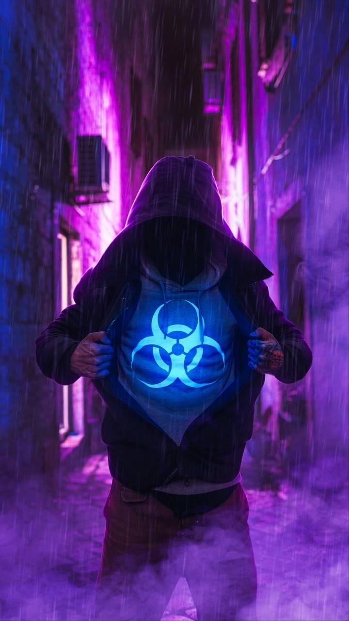 Bio Hazard Guy