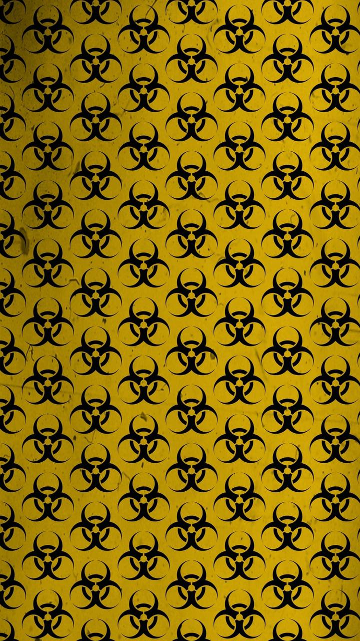 Biohazard Background Wallpaper