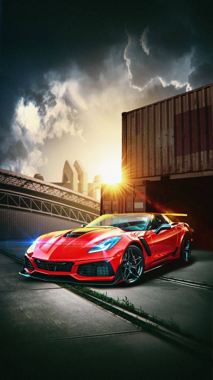 Chevrolet Corvette - iPhone Wallpapers : iPhone Wallpapers