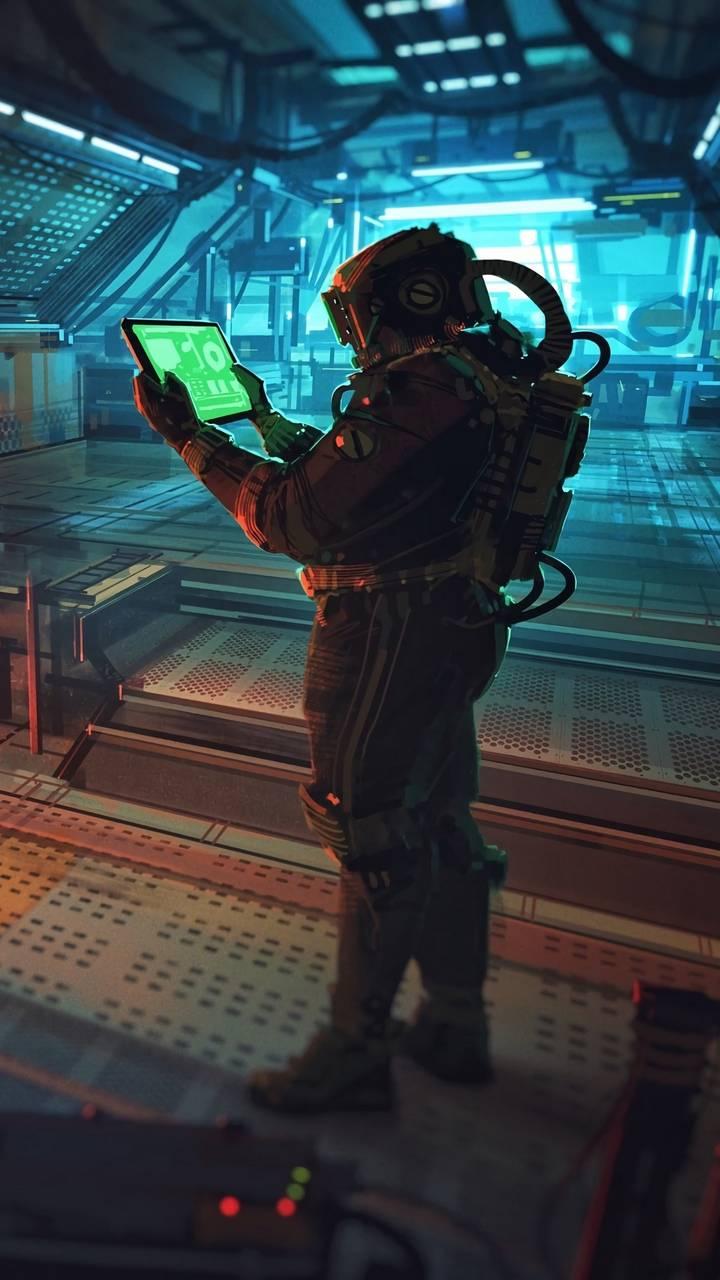 Future Science Wallpaper