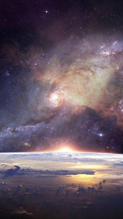 Galaxy Universe Stars