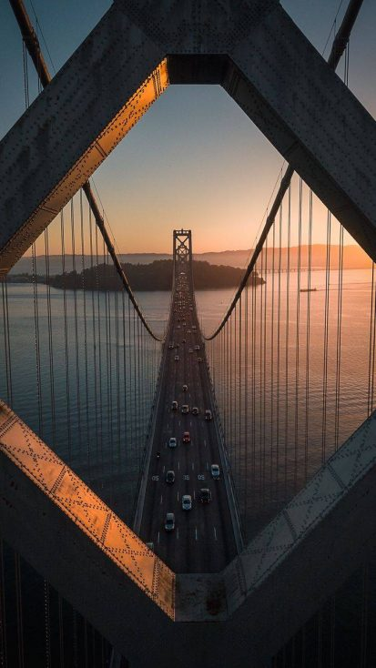 Golden Gate Bridge View