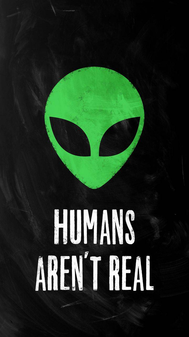 Humans are Aliens