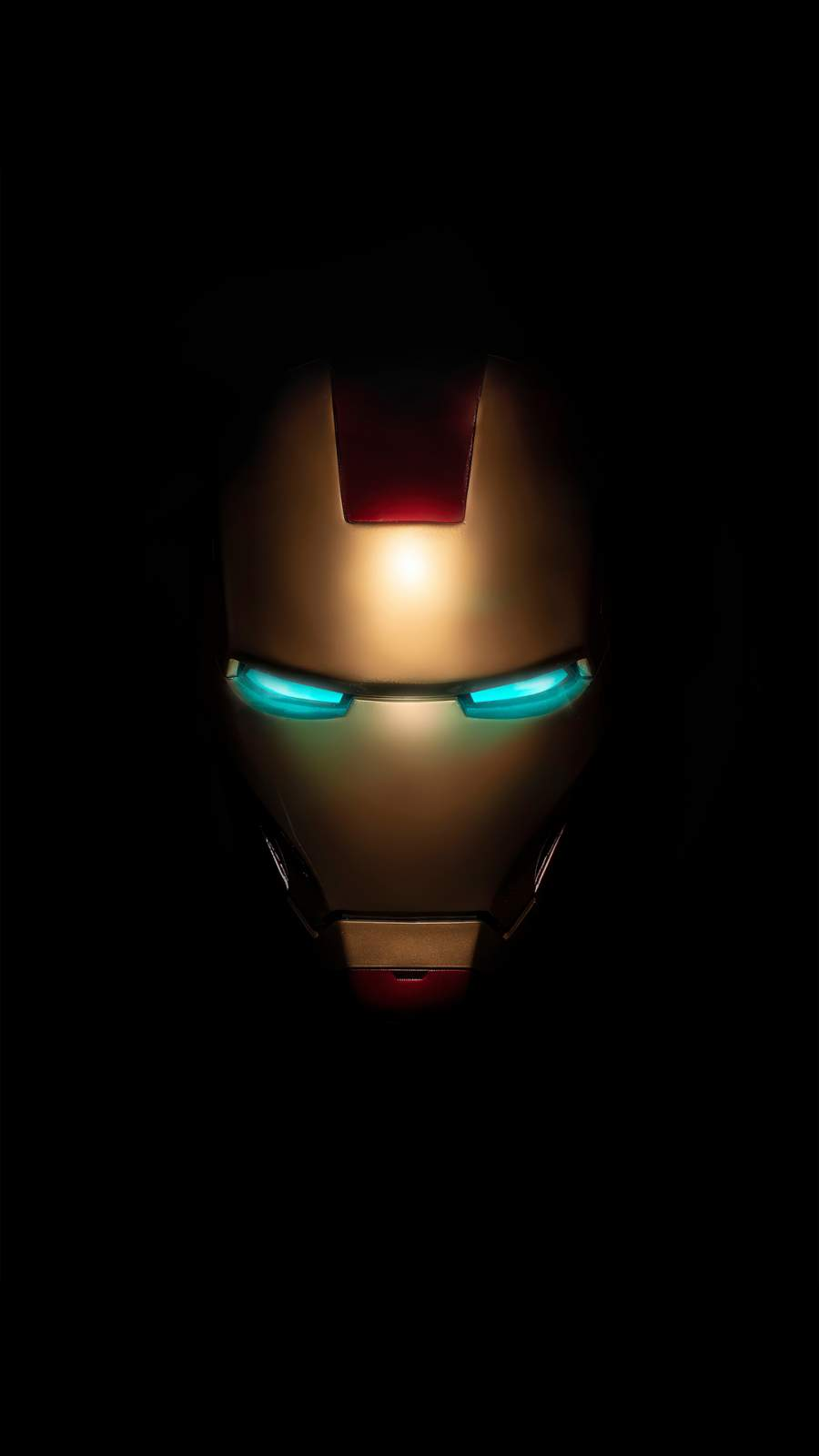 Iron Man Mask 4K