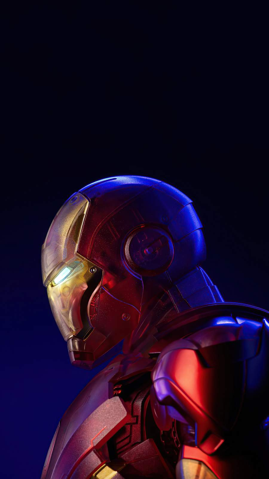 Iron Man New Armor 4K