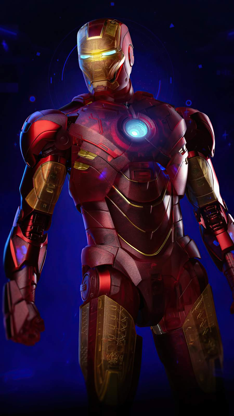 Iron Man New Armor Design
