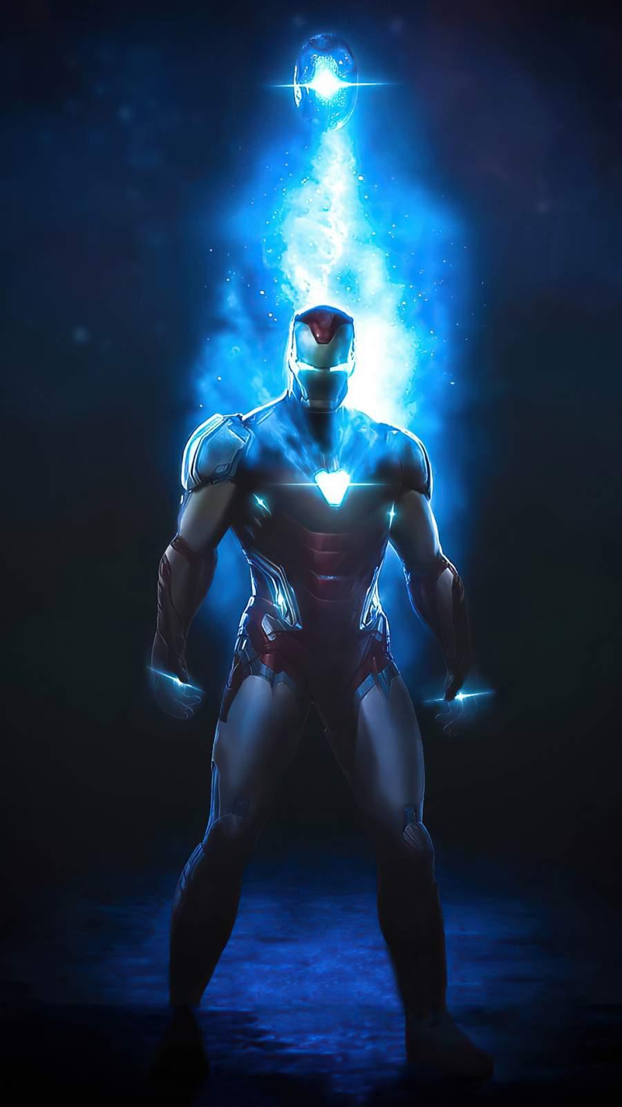 Iron Man Space Stone