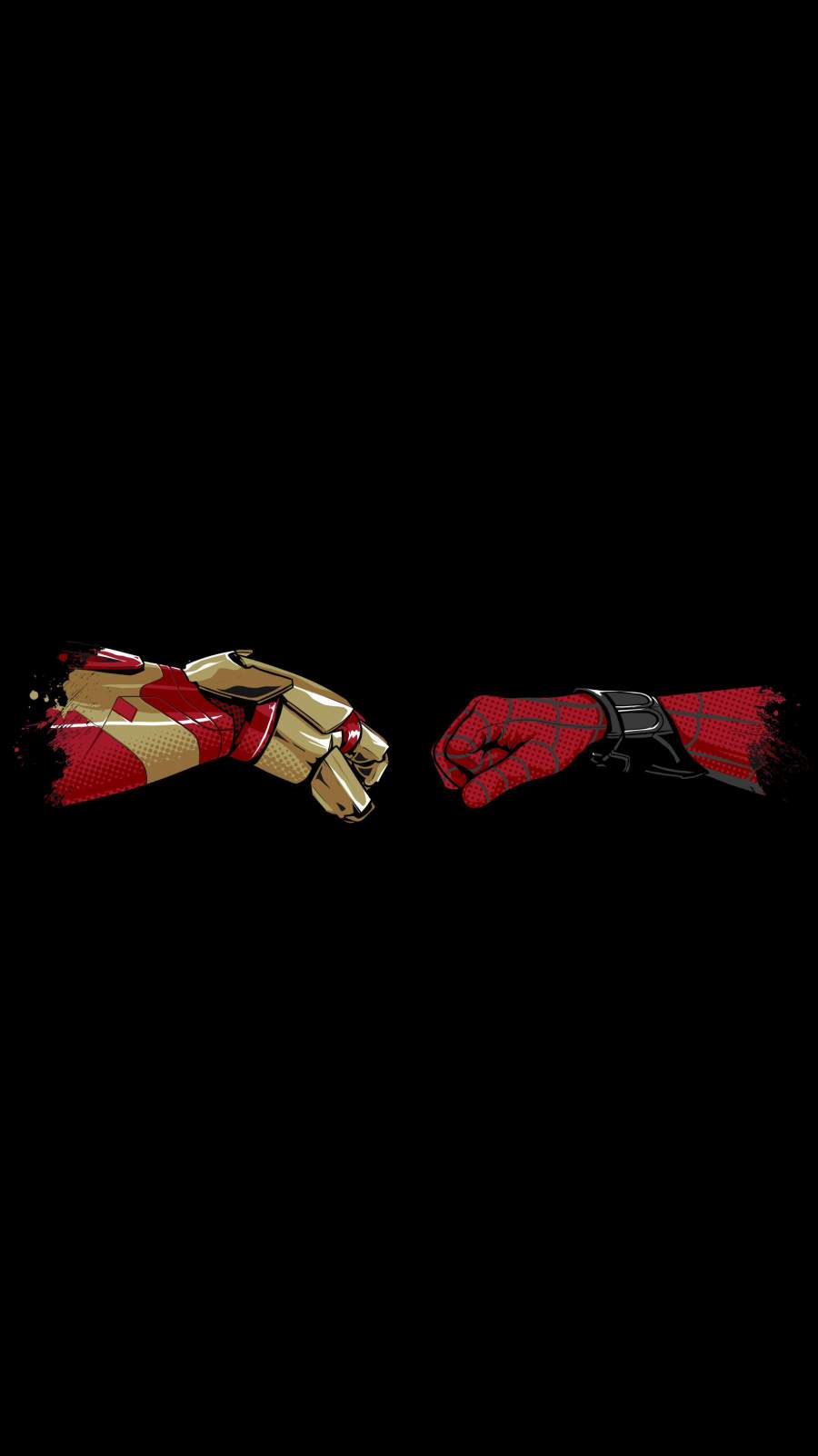 Iron Man and Spider Man