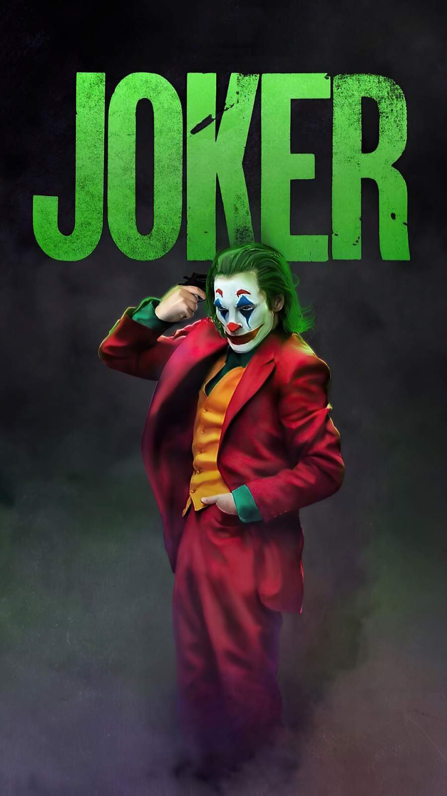 Joker on Gun Point