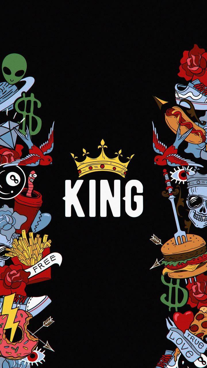 King Life Wallpaper
