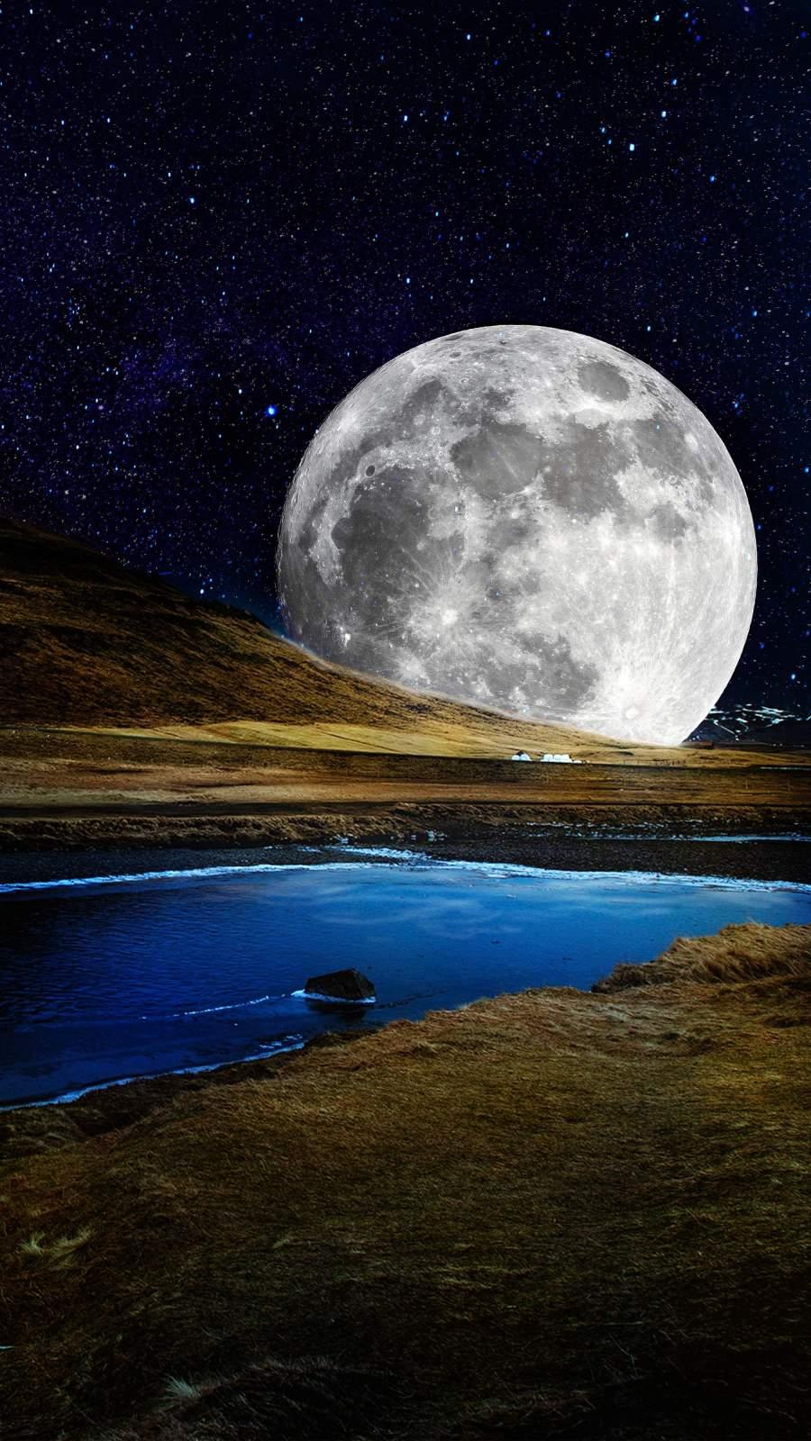 Moon Landscaps