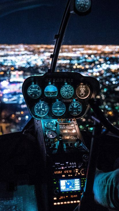 Night Chopper Ride