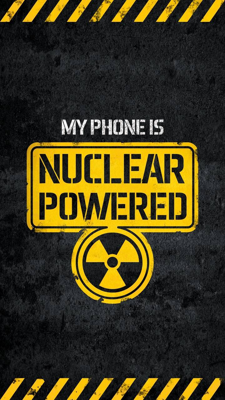 Nuclear Powered Phone