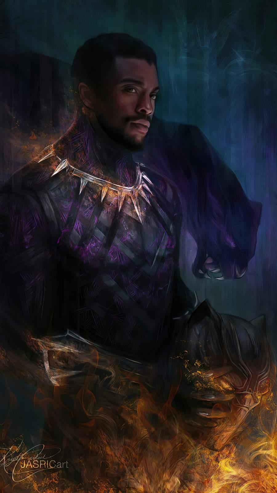 RIP Black Panther Chadwick Boseman