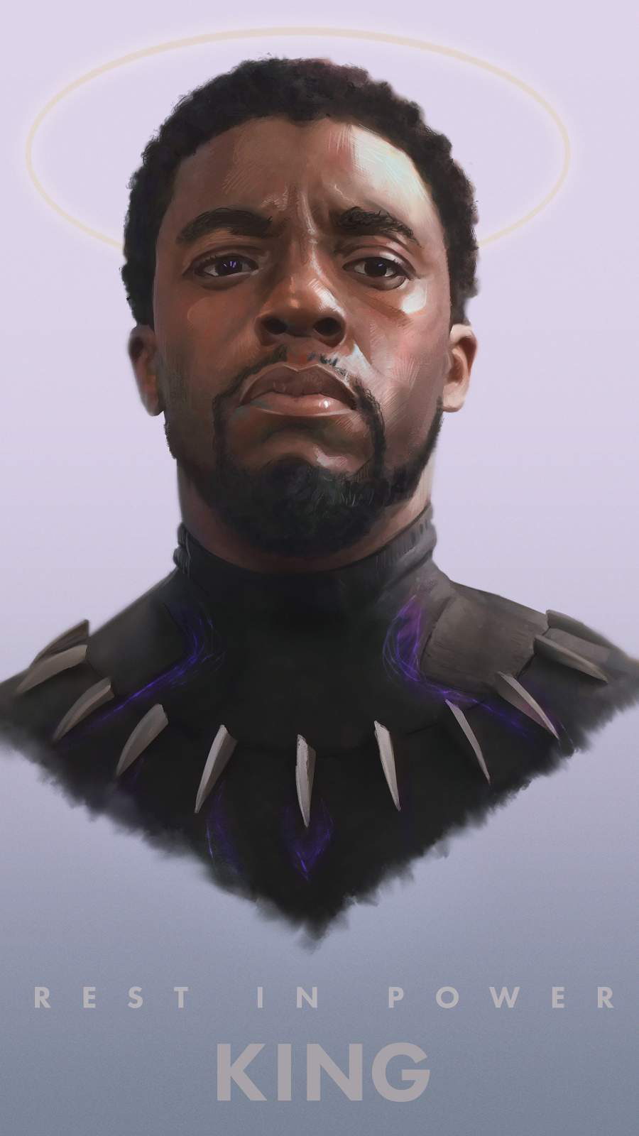 Rest in Power King Black Panther