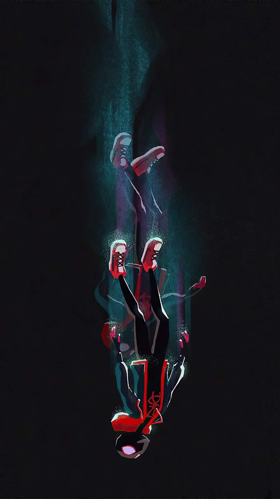 Spider Man Miles Art