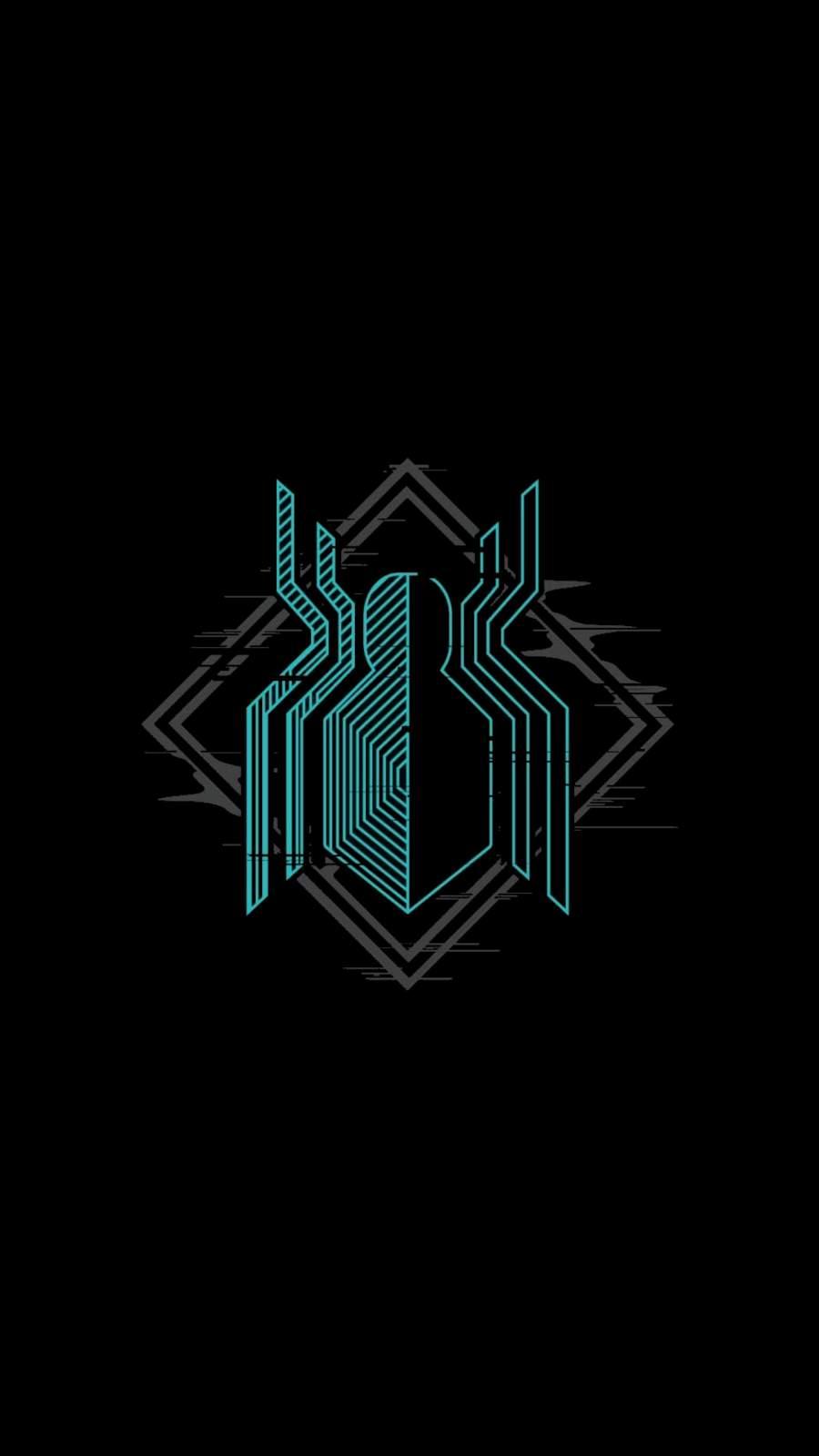 Spiderman Dark Logo