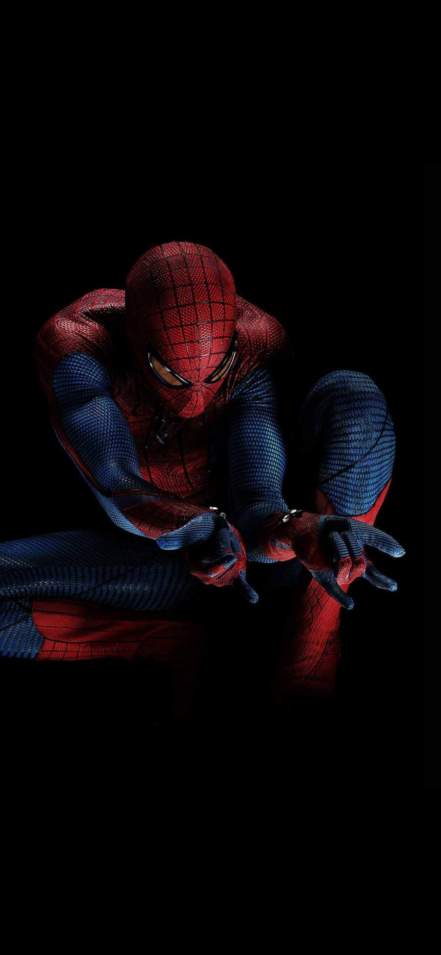 Spiderman in Dark