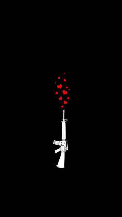 Spread Love Not Bullets