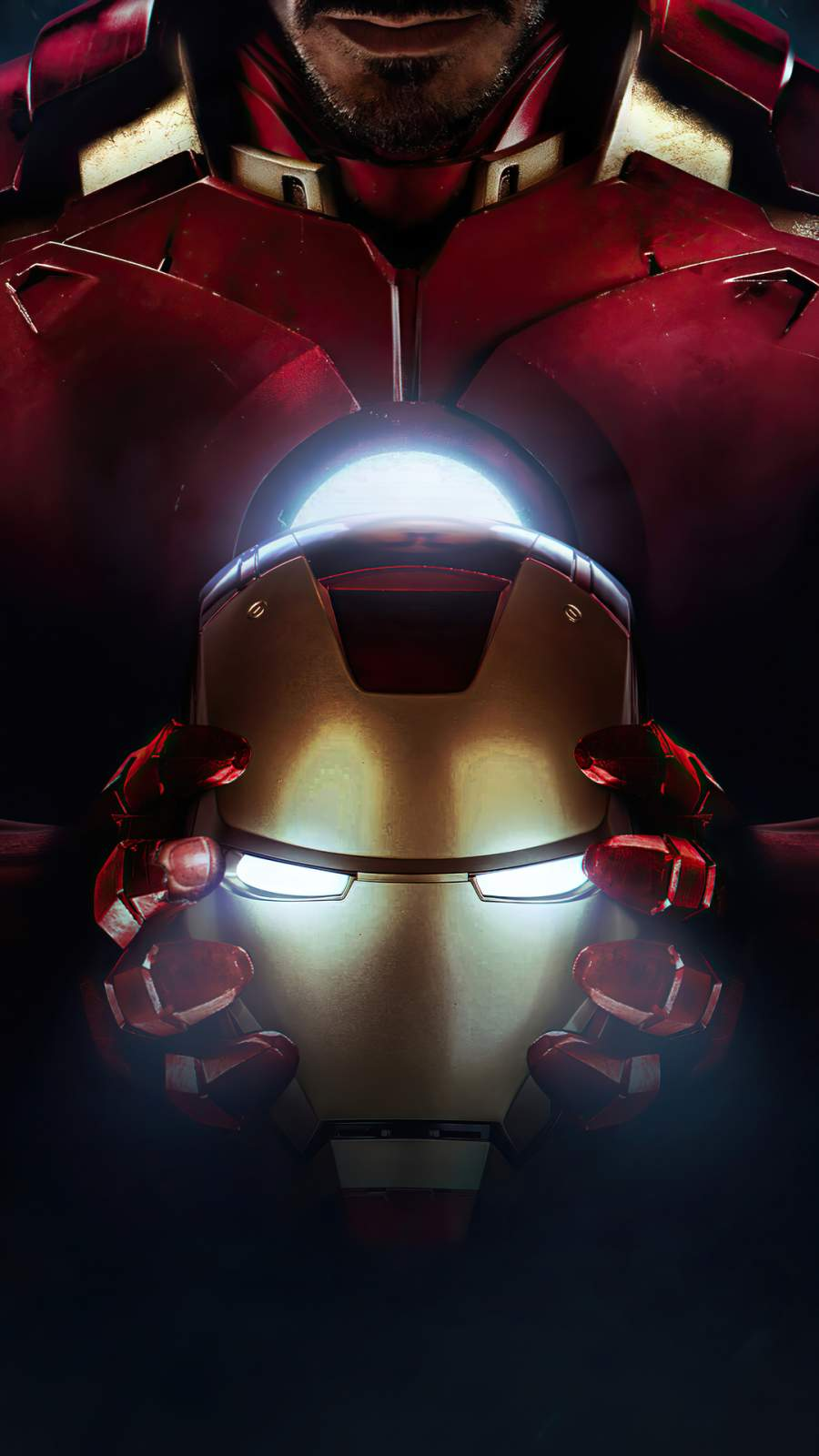 The Iron Man Tony Stark