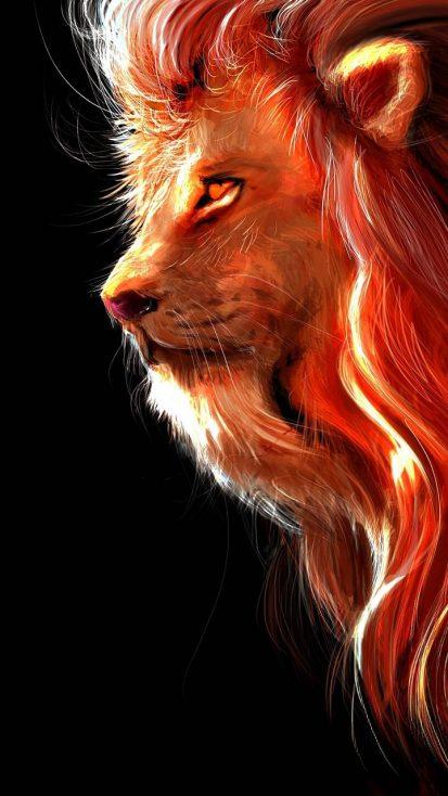 The Lion Art